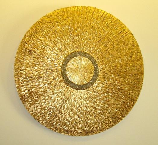 Sonnenobjekte - Kristallsonne von Ursula Weber